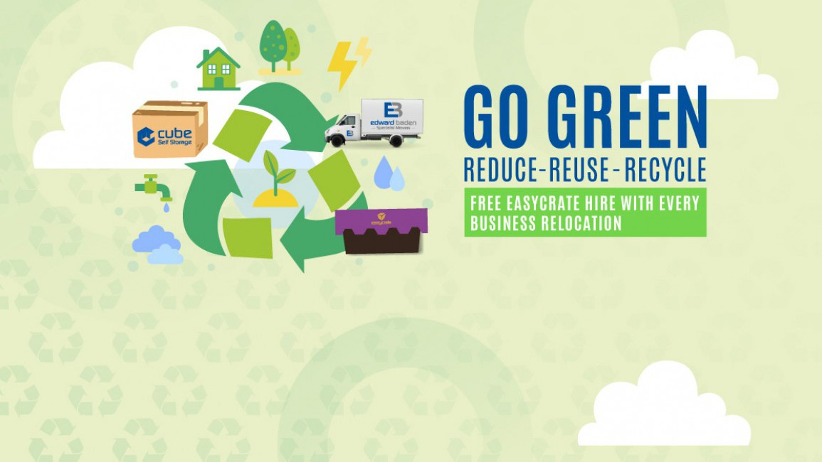 Go Green For March