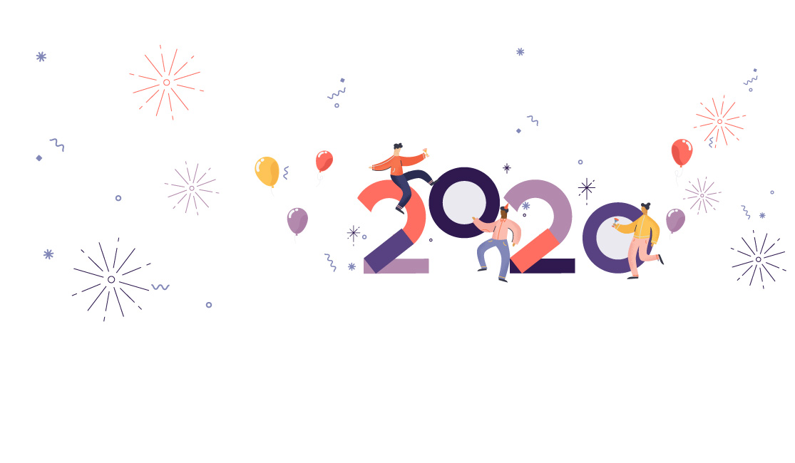 Google Ad: 2020 New Year Sale - Business
