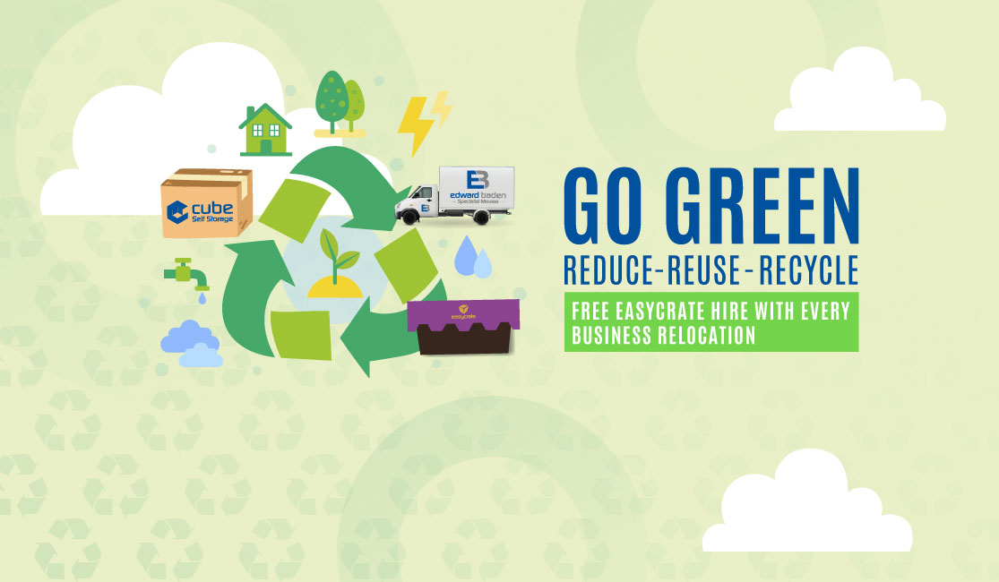Google Ad: Go Green for March - Corporate