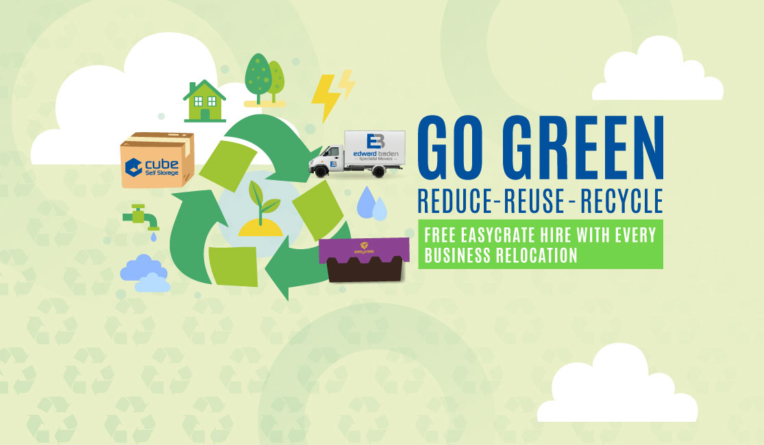 Google Ad: Go Green for March - Business