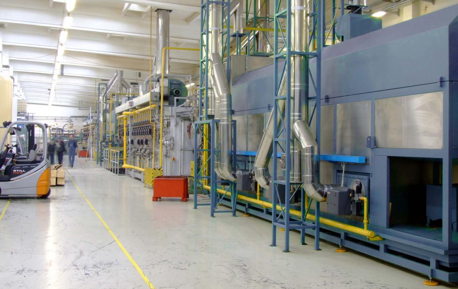 Factories & Machineries Relocation