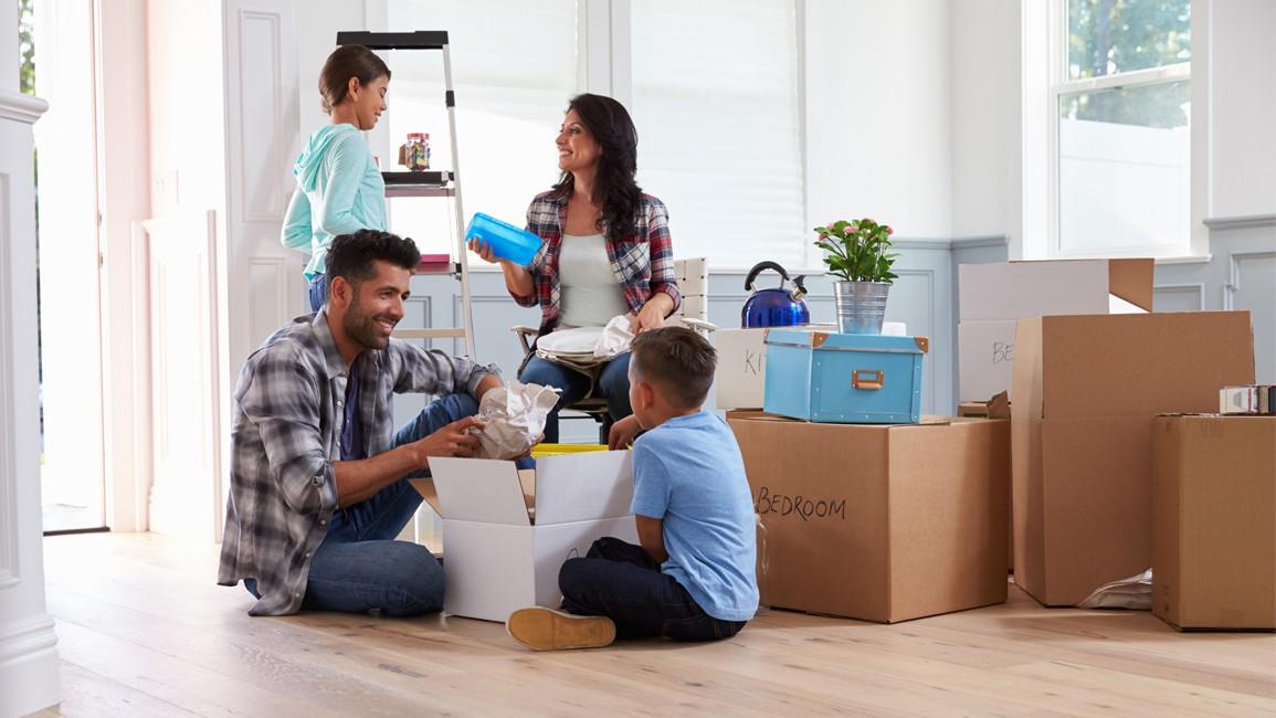 The Edward Baden Home Move Checklist