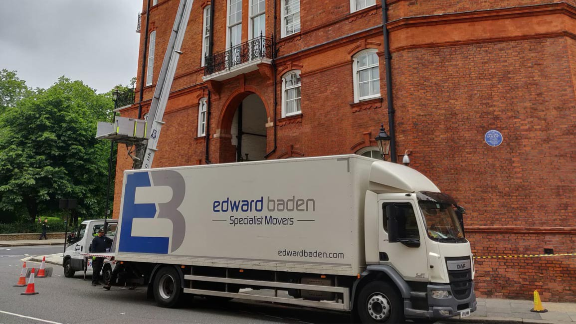 Check out our range of Specialist Moving Equipment