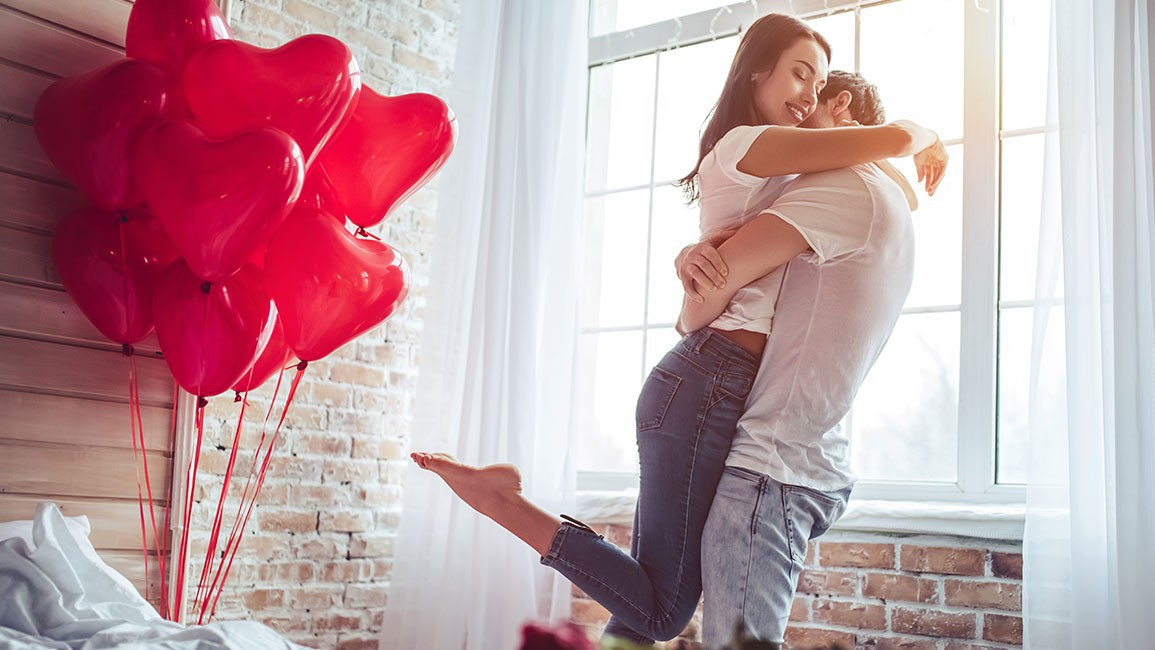 A Valentine's Special: Moving in Together