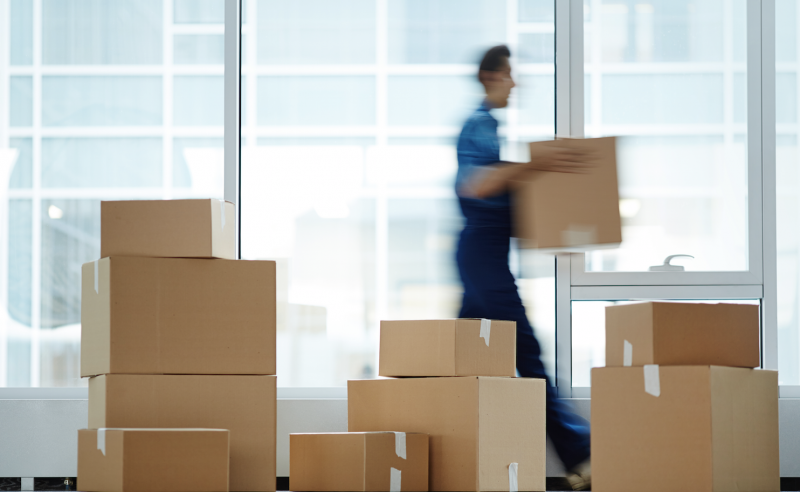 Downsizing Your Business with Temporary Storage